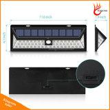 54 LED luzes Solar Luz solar do sensor de movimentos com 3 modos