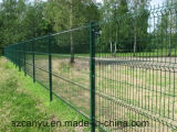 La fábrica de Polonia galvanizó la cerca soldada/Ogrodzenie del panel