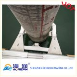 Bon Price High quality Aluminium Pile Holder pour Yacht / Dock
