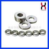 De Ring van de Magneet van NdFeB met de Verklaarde Deklaag CE/RoHS van het Nikkel