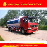 Sinotruk HOWO 6X4 30m3 수송을%s 대량 시멘트 /Grain 사일로 트럭