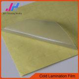 Le PVC auto-adhésif protègent le film froid de laminage de film