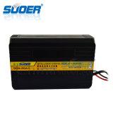 Carregador de bateria esperto do carregador 12V 24V da indicação digital de Suoer (SON-20A+)