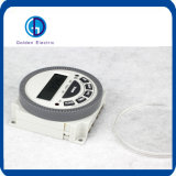 Переключатель отметчика времени силы Cn304A 16A/240VAC еженедельно Programmable цифров LCD
