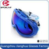 Kwaliteit Met een laag bedekte het Skien van de Jonge geitjes van de Verkoop van de Beschermende brillen van de Sporten van de Mist Bestand Hete Beschermende brillen