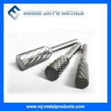 Шикарные упакованные комплекты заусенца карбида вольфрама высокого качества роторные