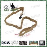 De tactische Kabel van de Slinger van de Leiband van de Hond van de Kabel van de Slinger van de Hond Militaire