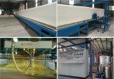 De la espuma de la esponja del poliuretano máquina de fabricación continua automáticamente