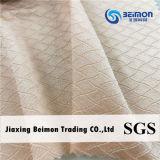 Tissu chaud de Jacquared de nylon et de Spandex pour des vêtements de dames