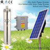 4inch 나선형 회전자 태양 에너지 잠수할 수 있는 펌프, 관개 태양 펌프, 깊은 우물 태양 펌프