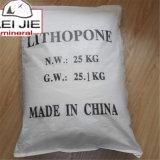 Ingrediente Lithopone sustituir con pigmento dióxido de titanio