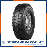 Tr915 10.00r20 Dreieck-Großverkauf-populärster grosser und breiter Nut-Entwurfs-LKW-Reifen