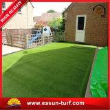Césped artificial de la estera de la alfombra de la hierba del verde de los deportes al aire libre