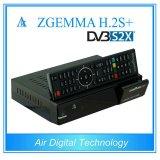 衛星デコーダー三重のチューナーとマルチ機能強力なZgemma H. 2sはコアLinux OS E2 DVB-S2+DVB-S2/S2X/T2/Cの二倍になる