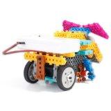 1488711-12 dans 1 les blocs à télécommande du nécessaire RC de bloc d'animaux placer le jouet créateur 173PCS - couleur d'éducation faite au hasard