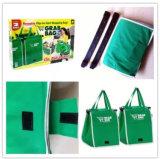 Non-Woven折る買物車のトロリー食料雑貨のパッキング袋