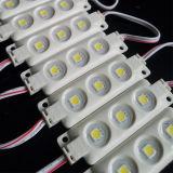 0.72W 3LEDs LED-Bildschirmanzeige-Baugruppee