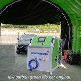 Alquiler de equipos de mantenimiento del generador de Oxy-Hydrogen disolver los depósitos de carbón