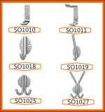 Acier inoxydable Factory Direct Robe Hooks