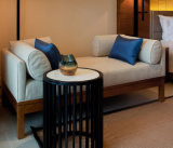 Reeks van het Meubilair van de Slaapkamer van het Hotel Hilton van de gastvrijheid de Moderne vijfsterren