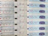 기저귀를 위한 기저귀 상륙 지역/기계적인 정면 테이프를 위한 인쇄된 비 길쌈된 직물