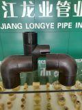 A venda quente dos encaixes do HDPE, padrão de DIN/En/ISO, faz sob medida 20~630 milímetros