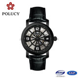 OEM van de Fabriek van het horloge het Mechanische Horloge van de Luxe voor Mensen