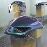Materiale della pittura della superficie dell'automobile della polvere del Chameleon