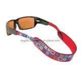 Стекло неопрена/пластичные шнуры Eyeglass шарика, читая цепь Eyeglass