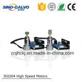 Jd2204 Galvo Laser para sistema de marcado láser de 20W Barcode