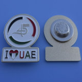 Горячие и новые подарки значка Pin отворотом эмали национального праздника UAE 45th