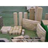 Palissade/Palisaden/G603/G603 du granit G603 pavé