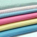 De antistatische Stof van de Polyester voor Cleanroom Kledingstukken