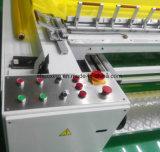 Großes Format-Bildschirm, der Maschine, Bildschirm-Drucken-Ineinander greifen-Bahre ausdehnt