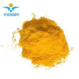 Ral1018は棚のための高い光沢のある黄色い粉のコーティングを滑らかにする