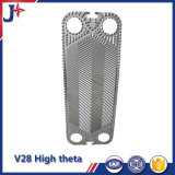 Chine Fabrication Alimentation Vicarb V28 Heat Exchanger Plate