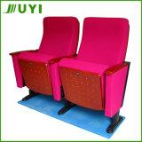 Jy-602m에 의하여 이용되는 나무로 되는 극장 회의실 의자 접히는 연주회 의자
