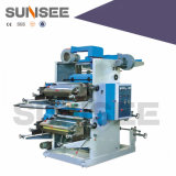 Non-Woven печатная машина /Paper ткани
