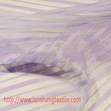 化学ファブリックによって染められるジャカードは衣服のホーム織物のためのポリエステルファブリックを縞で飾る