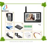 """3,5"""" TFT беспроводной телефон двери селекторной связи видео"""