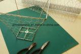 Fio de galinha sextavado galvanizado revestido PVC de Sailin