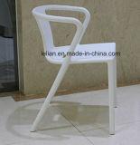 Alta silla de los PP Eames del plástico de Quatlity del diseño moderno para la venta (LL-0069)