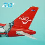 Модель Азии воздуха Эрбас A320neo 26cm (Таиланда) просто новаторская плоская