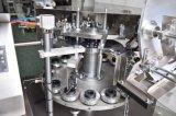 クリームまたはのりのためのアルミニウム管の充填機