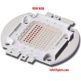LED colorido redondo viruta del LED RGBW LED de alta potencia RGBW de luz de la etapa del LED