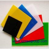 PMMAシートとして広告版またはPMMAボックスのための黒いアクリルシート(502枚の)カラーシート