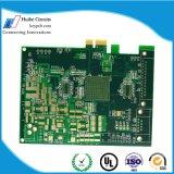 Mehrschichtiger gedruckter Kreisläuf Schaltkarte-Prototyp der Kommunikations-Elektronik-Industrie