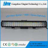 """17.5 """" guides optiques de travail d'entraînement de véhicule 126W Lightbar DEL"""
