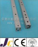 6005의 산업 알루미늄 밀어남 단면도, CNC 기계로 가공 알루미늄 밀어남 단면도 (JC-P-81008)