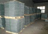 Высокое качество гальванизировало сваренную коробку Gabion с ценой фабрики более низким